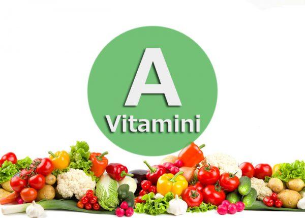 A Vitamini En Çok Hangi Besinlerde Bulunur