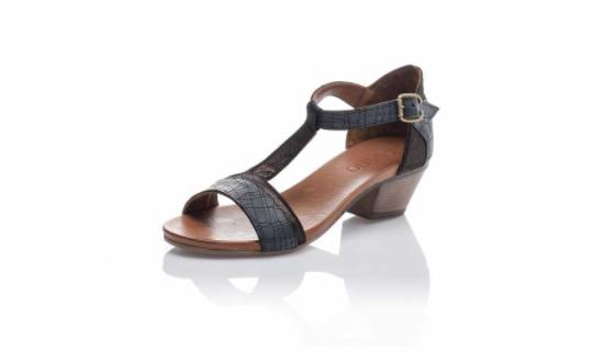 Bueno Shoes / Siyah Deri Ayakkabı