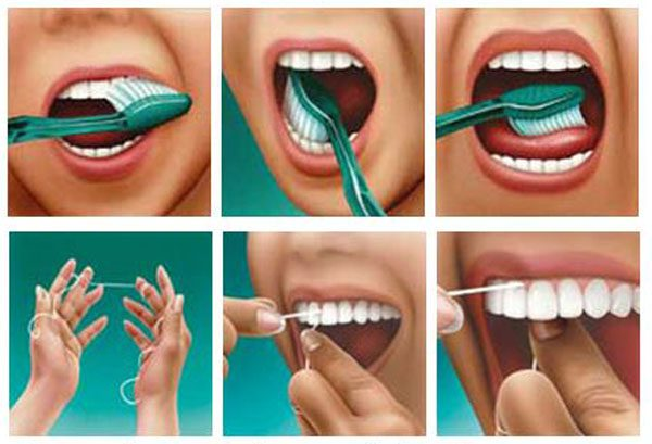 Diş Fırçalama ve Ağız bakımı