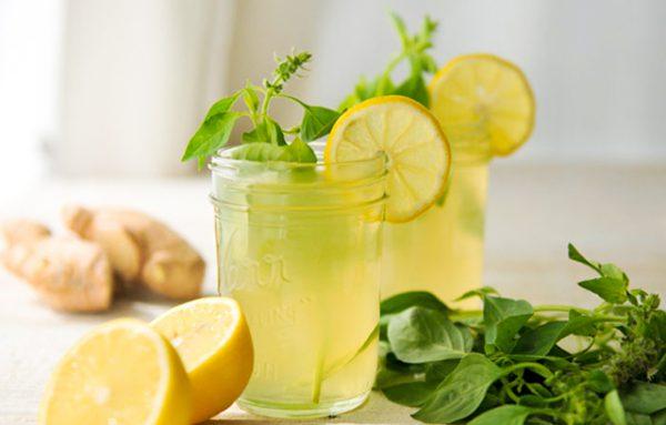 Ev yapımı kolay limonata