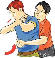 heimlich manevra ile ilgili görsel sonucu