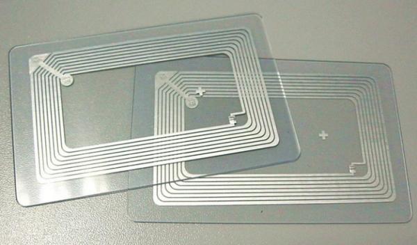 Pasif RFID Etiket - İç Yüzey