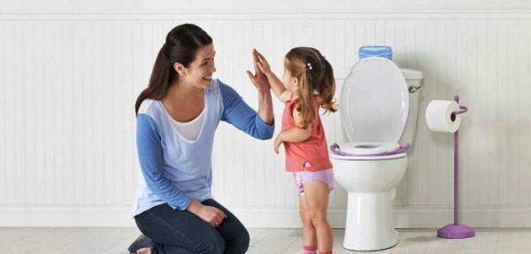 Tuvalet Eğitiminde İlk Gün
