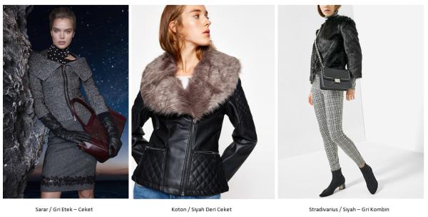 Kış Trend Renkleri