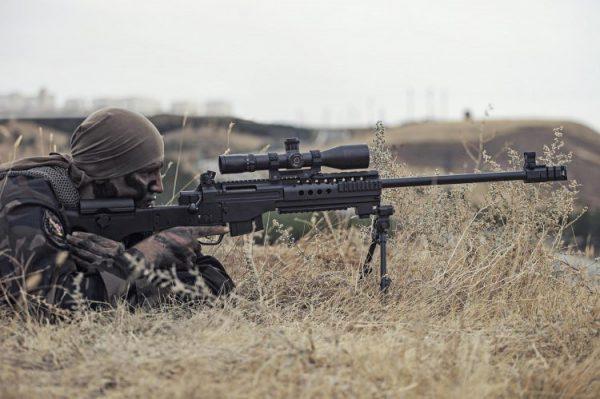Yerli Keskin Nişancı Tüfeği Bora-12