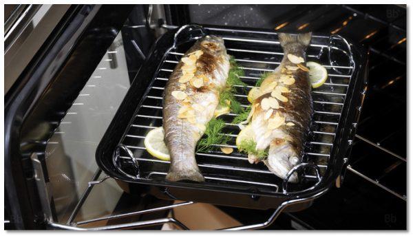 Elektrikli Izgarada Balık Nasıl Pişirilir