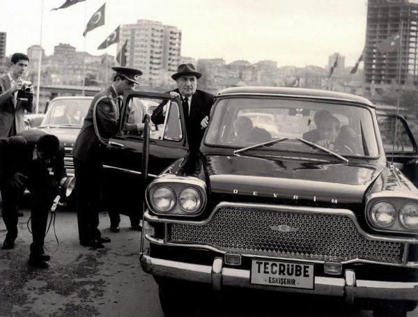 Devrim Otomobili - Cemal Gürsel