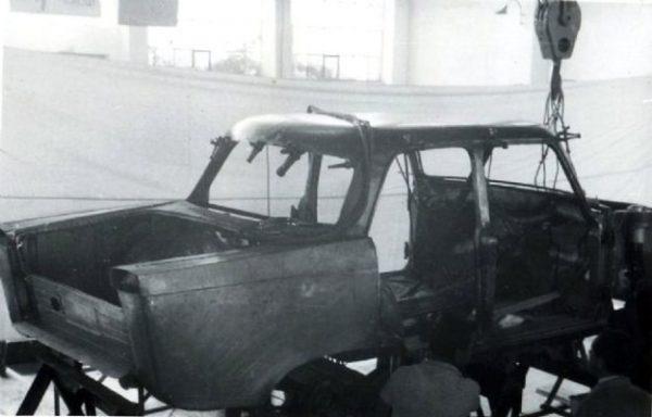Devrim Otomobili - Üretim