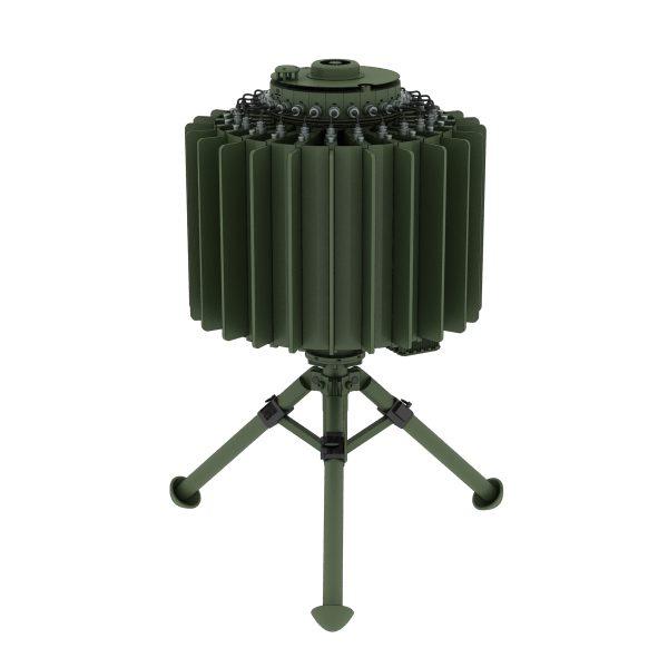 Havan Tespit Radarı SERHAT