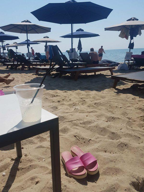 Fanari Beach Sea