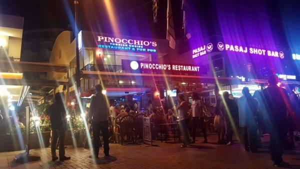 Pinocchios Restaurant