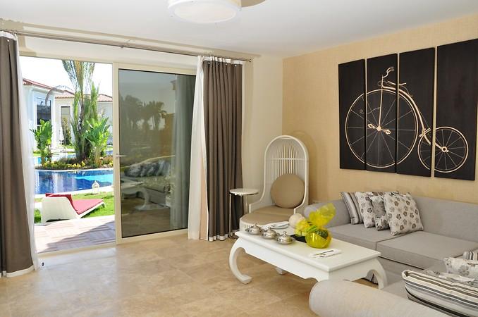 Paloma Otel Villa odaları