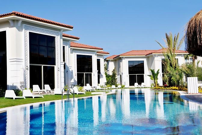 Paloma Otel Villa Tipi Evler