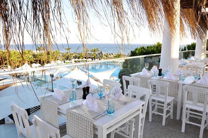 Paloma Otel Restaurant
