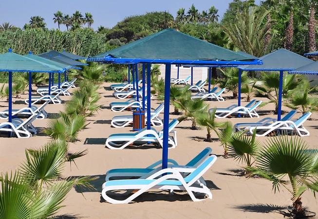 Paloma Otelin Plajı
