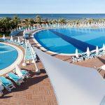 Paloma Otel Büyük Havuz