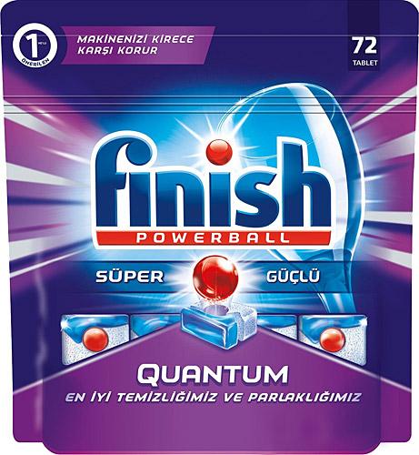 Finish Quantum Tablet Deterjan
